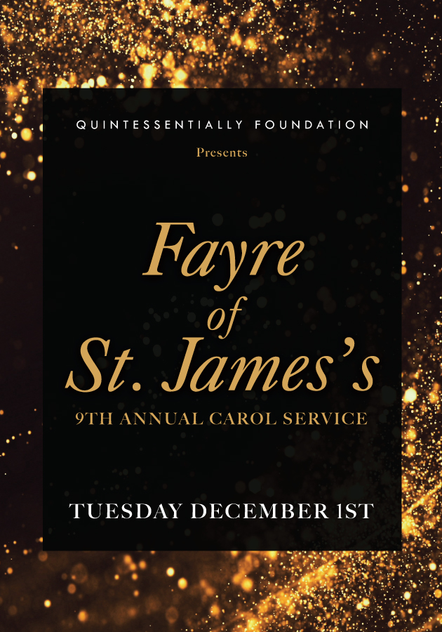 Fayre of St. James's
