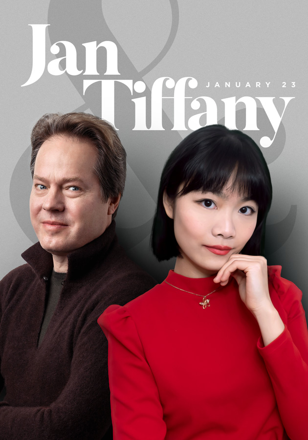 Bach & Beethoven: A benefit concert with Jan Vogler & Tiffany Poon