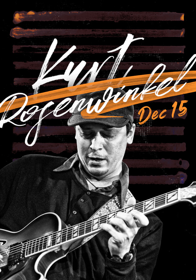 "Kurt Rosenwinkel ""Dreamscapes"""