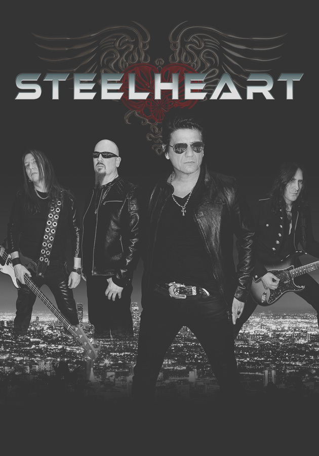 *POSTPONED* STEELHEART: 30th Anniversary Tour
