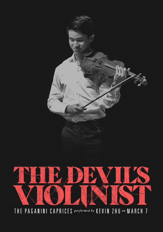 The Devil's Violinist - Paganini Caprices
