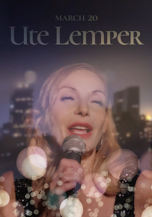 Ute Lemper: Songs from the HEART